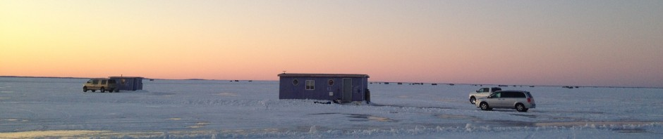 Home for Mille lacs ice fishing rentals